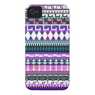 Cute Modern Tribal 2 iPhone 4 Cases