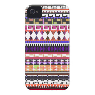 Cute Modern Tribal iPhone 4 Cases