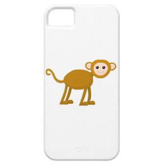 Cute Monkey. iPhone 5 Cases