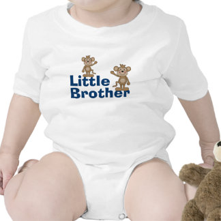 Cute Monkey Little Brother T Shirt