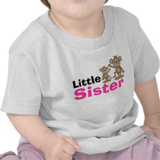 Cute Monkey Little Sister T Shirt
