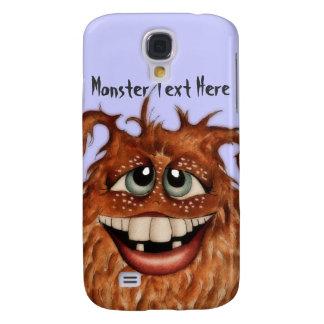 Cute Monster Face  HTC Vivid Tough Case Galaxy S4 Cases