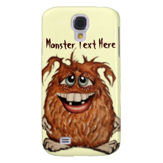 Cute Monster  HTC Vivid Tough Case Samsung Galaxy S4 Case
