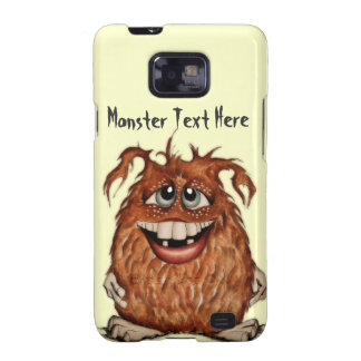 Cute Monster Samsung Galaxy S2 Case