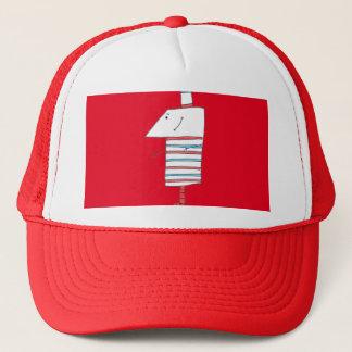 cute monster trucker hat