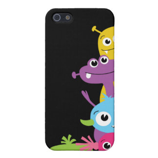 Cute Monsters iPhone4 Case iPhone 5 Cover