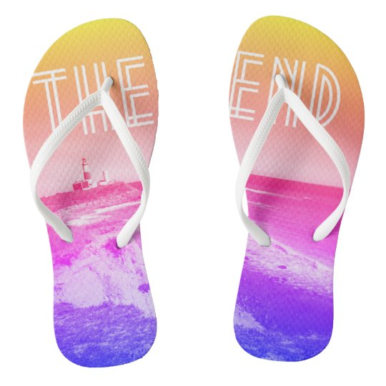 Cute montauk beach sandals flip flops