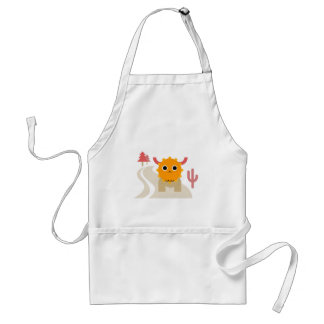 Cute Moose Apron