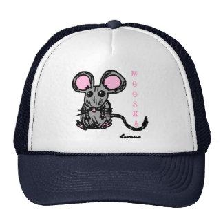 Cute Mooska Mouse Hat