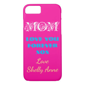 Cute Mother's Day Case-Mate Barely iPhone 7 Cases