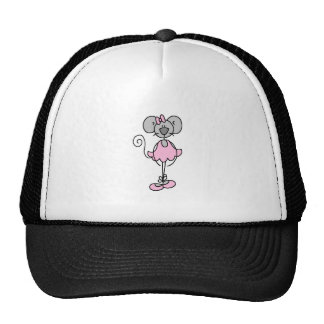 Cute Mouse Ballerina Hat