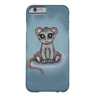 cute Mouse Barely There iPhone 6 Case