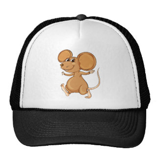 Cute mouse cap