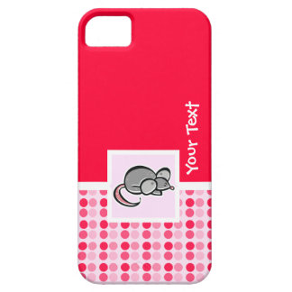 Cute Mouse iPhone 5 Cover