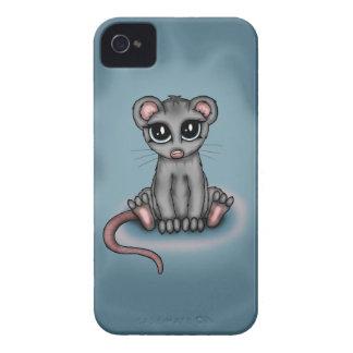 cute Mouse iPhone 4 Case-Mate Case