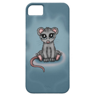 cute Mouse iPhone 5 Cases