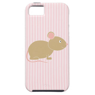 Cute mouse. case for the iPhone 5