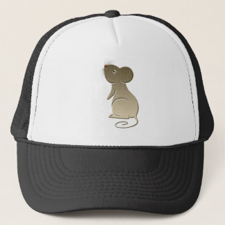 Cute Mouse digital art Trucker Hat