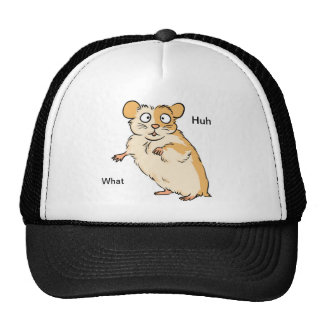 Cute Mouse Mesh Hats