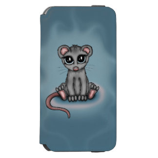 cute Mouse Incipio Watson™ iPhone 6 Wallet Case