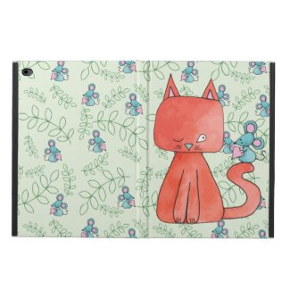 Kitty Cat iPad Case