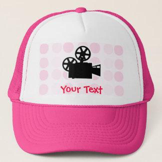 Cute Movie Camera Trucker Hat