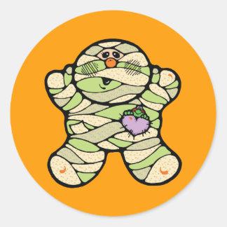 Cute Mummy Sticker