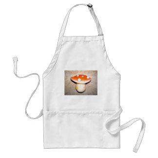 Cute mushroom standard apron
