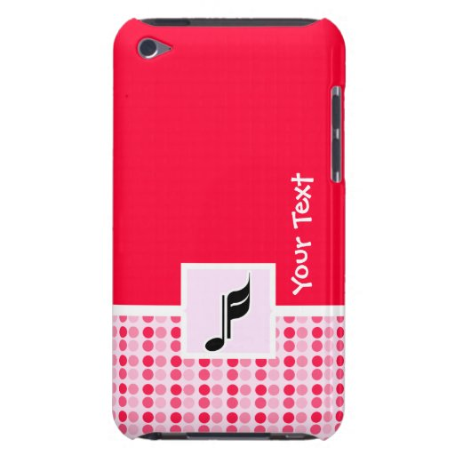 Cute Music Note iPod Touch Covers