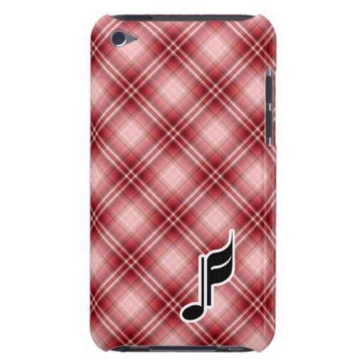 Cute Music Note Barely There iPod Covers