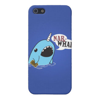 Cute narwhal iPhone case iPhone 5/5S Cover