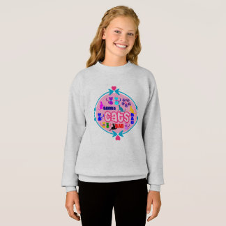 😻🐾↷❤Cute Naughty Cat Family Fabulous Must-have Sweatshirt