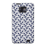 Cute Nautical Themed Smartphone Cases Samsung Galaxy SII Case