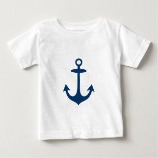 Cute Navy Blue Nautical Inspired T-shirts