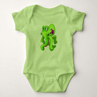 cute new born cartoon octopus tee shirts