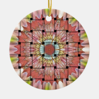 Cute Nice and Lovely Woven Design Christmas Ornament