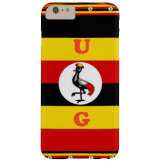 Cute nice lovely colorful Crane U G Monogram Barely There iPhone 6 Plus Case