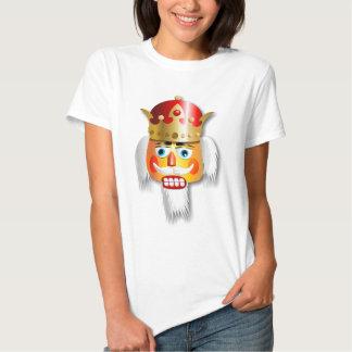 Cute Nutty Nutcracker King T-Shirt