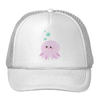 Cute octopus cartoon hats
