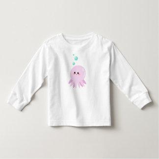 Cute octopus cartoon tshirts