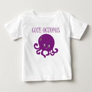 Cute-Octopus Clip Art Baby T-Shirt