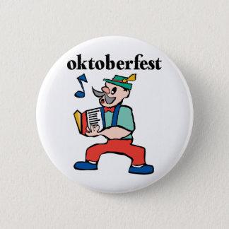 Cute Oktoberfest 6 Cm Round Badge