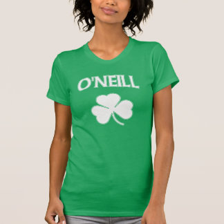 Cute O'Neill Irish Shamrock T-Shirt