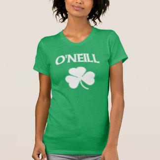Cute O'Neill Irish Shamrock Shirt