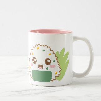 Cute Onigiri Mug