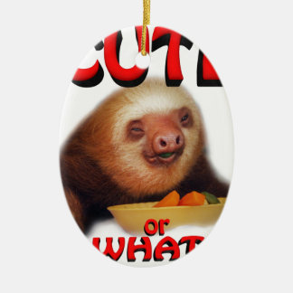 cute or what ornaments