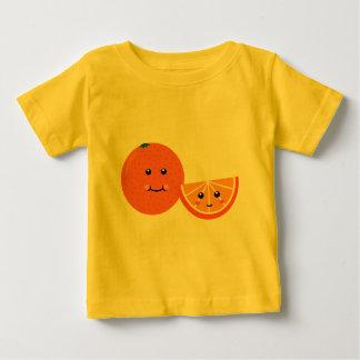 Cute Orange Baby T-Shirt