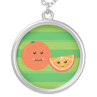 Cute Orange Jewelry