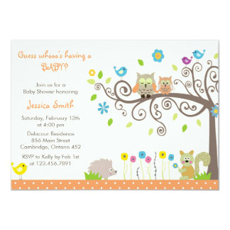 Neutral Baby Shower Invitations
