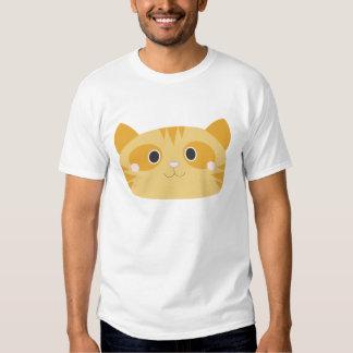 Cute Orange Tabby Cat Shirt
